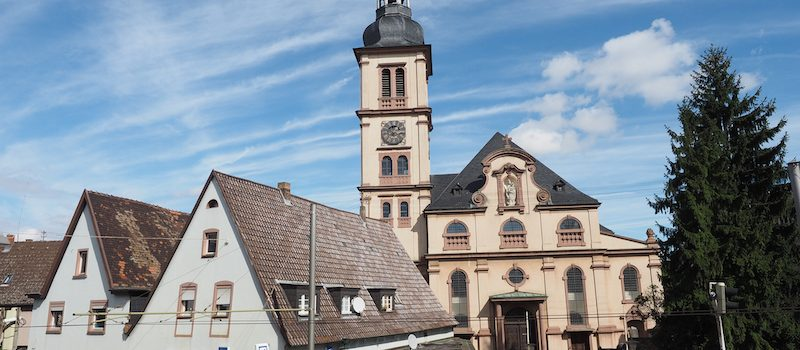 Aussicht der Chiropraktik Manufaktur Kaufmann in Mannheim