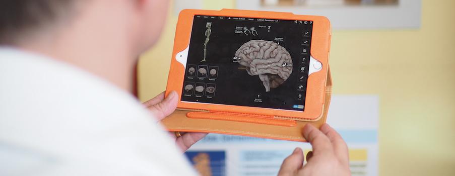 moderne Diagnoseverfahren bei Chiropraktiker Ralf Kaufmann in Mannheim