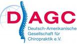 Logo Verband Deutsch-Amerikanische Gesellschaft für Chiropraktik
